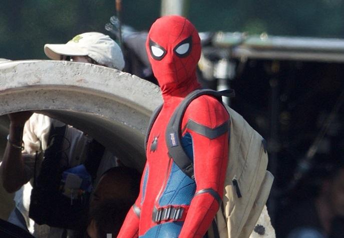 آغاز فیلمبرداری «مرد عنکبوتی3»