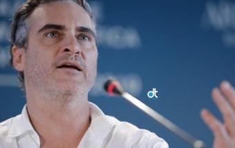 کمپانی اپل تهیه کننده پروژه جدید واکین فینیکس