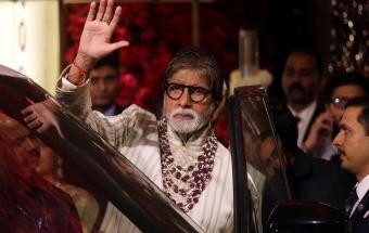 درخواست فوق ستاره سینمای هند از مردم جهان
