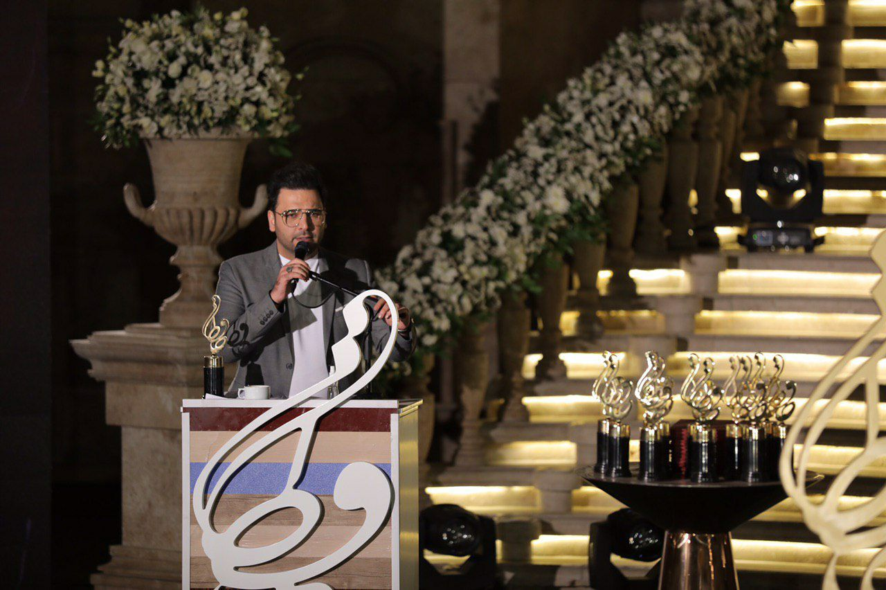 بیستمین جشن حافظ برگزار شد