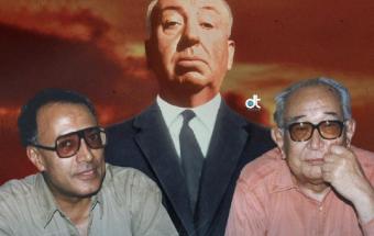 کیارستمی:کوروساوا و هیچکاک دو فیلمساز محبوب در ایران هستند