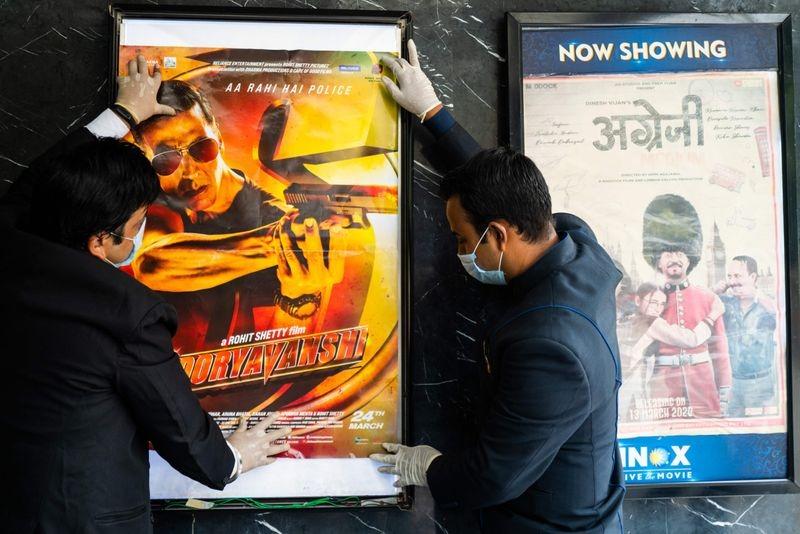 بازگشایی سالنهای سینما در دو سوی دنیا