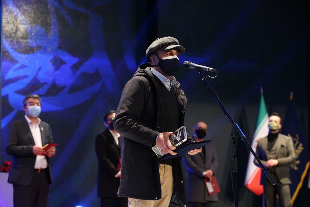 یدو پیشتاز برندگان جشنواره  فیلم فجر